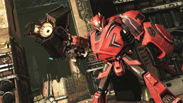 Transformers: Fall of Cybertron (Foto: Divulgação) (Foto: Transformers: Fall of Cybertron (Foto: Divulgação))