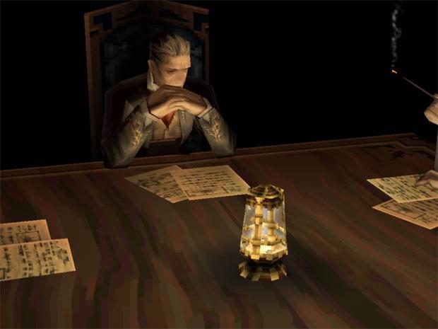 Os gráficos eram o forte no jogo (Foto: Reprodução)