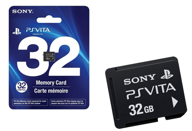 O PS Vita possui cart&otilde;es de mem&oacute;ria de 4, 8, 16 e 32GB (Foto: Reprodu&ccedil;&atilde;o)