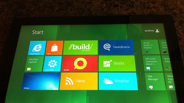 Prévias do Windows 8 estão perto de vencer, fique atento (Foto: Reprodução)