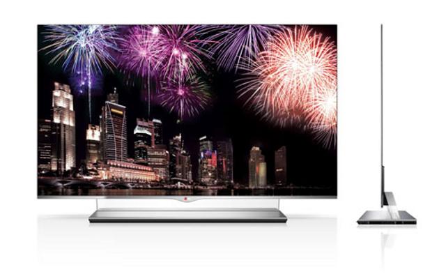 Nova TV com OLED da LG começou a ser vendida na Coréia do Sul. Outros países vão receber o aparelho nas próximas semanas (foto: Divulgação)