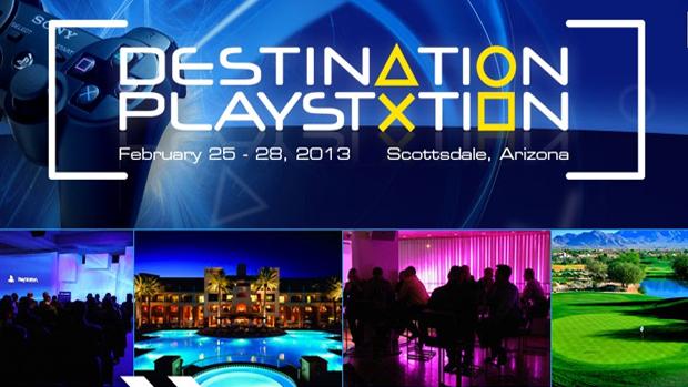 Destiantion PlayStation pode ser palco para revelação do PlayStation 4 (Foto: selectgame.com.br)