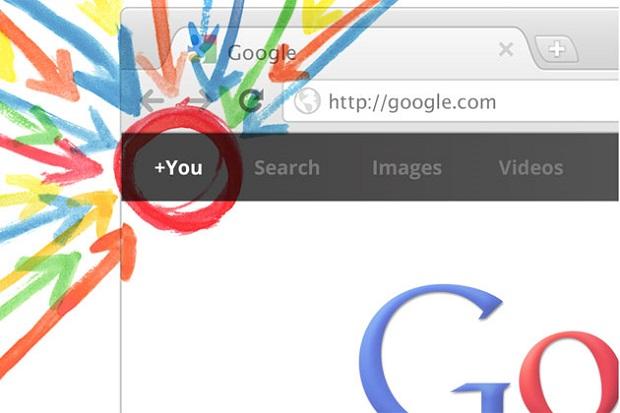Google vem tentando convencer usuários a usarem o Plus (Foto: Reprodução/Google)