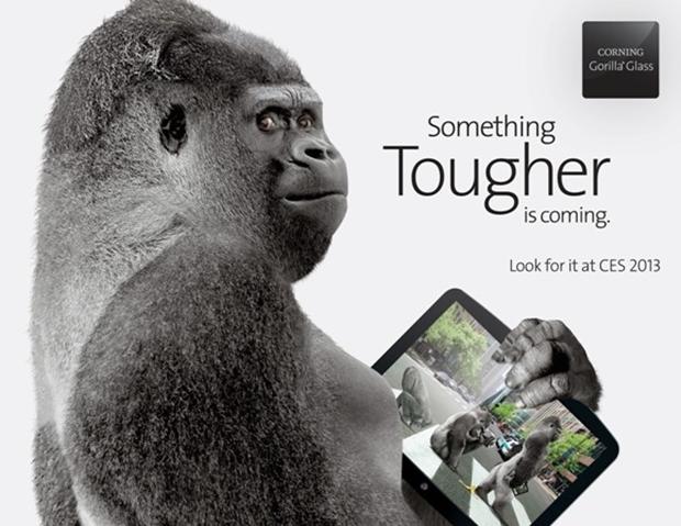 Corning anunciará a terceira geração do Gorilla Glass na CES 2013 (Foto: Divulgação)