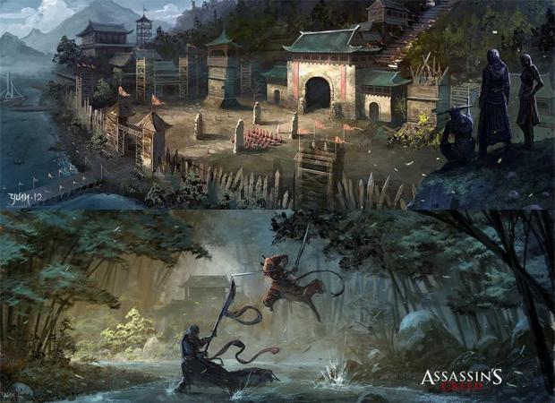 Não apenas se escondendo vive um assassino, às vezes é preciso lutar (Foto: ~ChaoyuanXu)