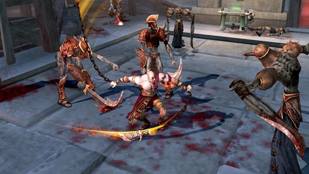Kratos se tornou sinônimo de PlayStation nos dias de hoje (Foto: IGN)