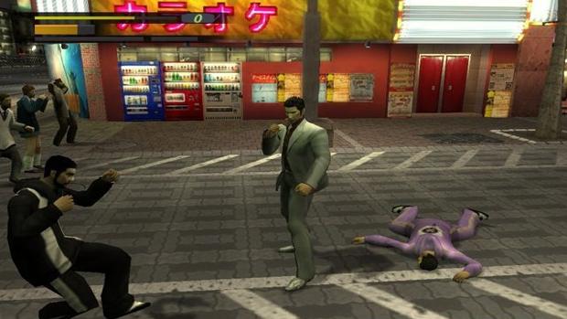 A forte base oriental não impediu Yakuza de se tornar sucesso no ocidente (Foto: IGN)