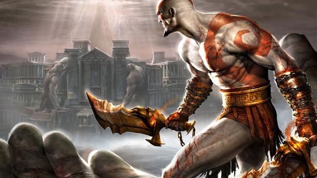 God of War foi uma das maiores franquias a nascer no PlayStation 2 (Foto: Hooovah's Blog)
