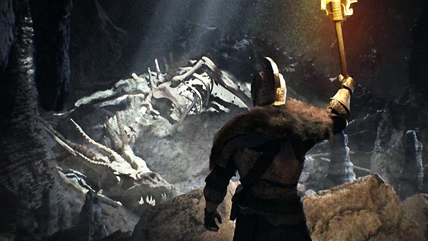 Em Dark Souls às vezes você é o caçador, mas frequentemente é a caça (Foto: Siliconera)