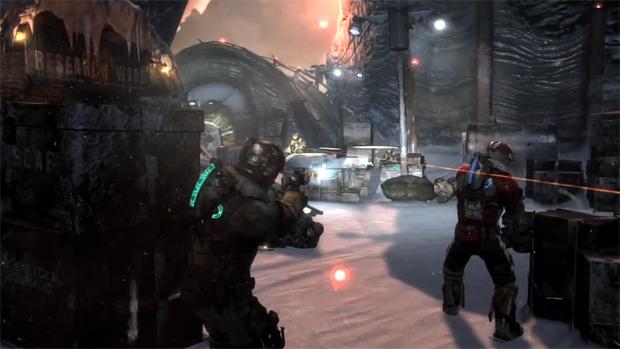 Vídeo mostra Dead Space 3 com comandos de voz pelo Kinect Dead-space-3-kinect-voz