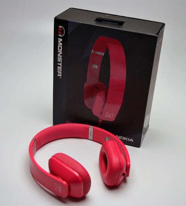 Caixa do fone de ouvido estéreo HD WH-930 Nokia Purity, da Monster (Foto: Stella Dauer)
