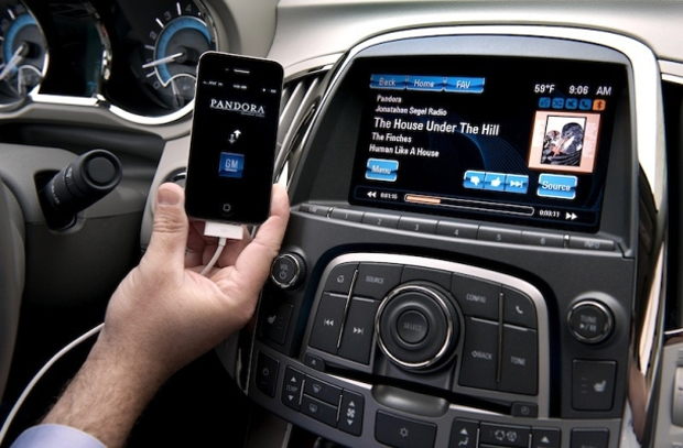 GM quer levar a variedade de aplicativos dos smartphones para dentro do automóvel (Foto: Divulgação)