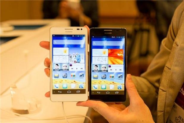 Huawei apresentou dois novos dispositivos na CES (Foto: Divulgação)