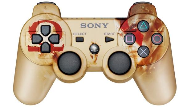 DualShock 3 personalizado de God of War: Ascension (Foto: VG247)