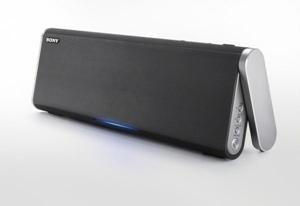 Nova linha de alto-falantes contam com a tecnologia NFC (Foto: Divulgação)