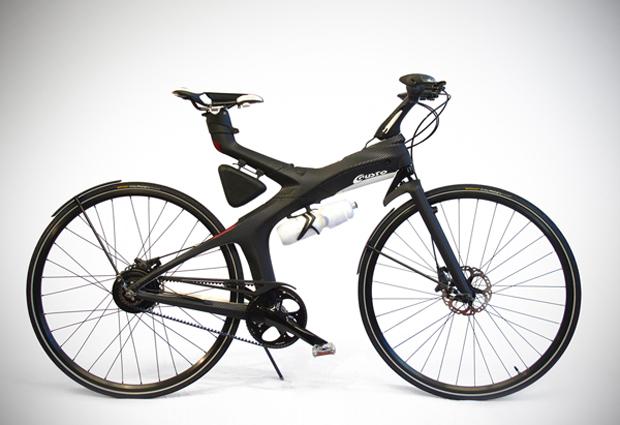Além de toda a tecnologia, bicicleta tem visual apelativo (Foto: Divulgação)