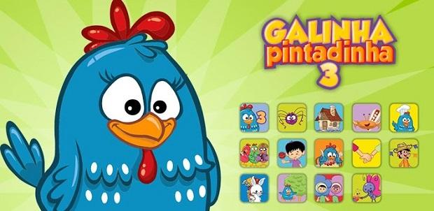 Galinha Pintadinha é um enorme sucesso entre as crianças brasileiras (Foto: Divulgação)