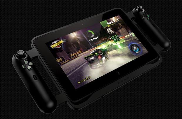 Razer Edge é um tablet com controle para jogos (Foto: Divulgação)
