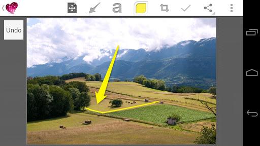 Skitch é um programa que trabalha com o visual (Foto: Divulgação)