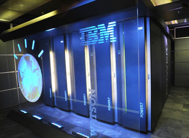 Supercomputador da IBM foi malcriado com cientista (Foto: Reprodução The Verge)