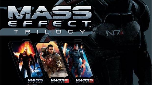Wii U ficou sem os dois primeiros Mass Effect (Foto: Divulgação)