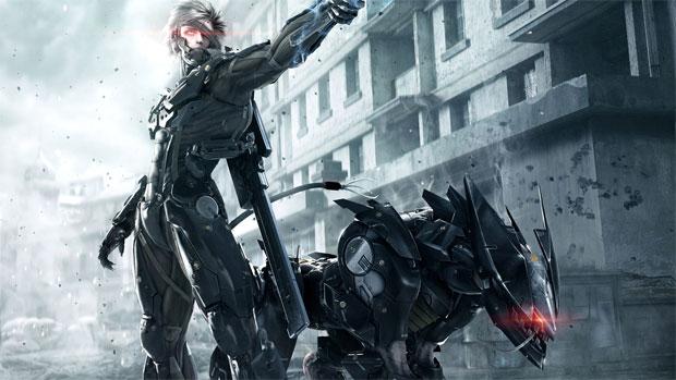 Fãs de Raiden ficam sem Metal Gear no Wii U (Foto: Divulgação)