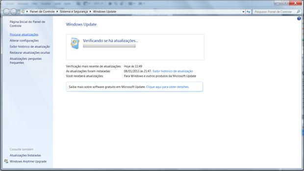 Update elimina falha de segurança das versões 6, 7 e 8 do Internet Explorer (Foto: Reprodução)