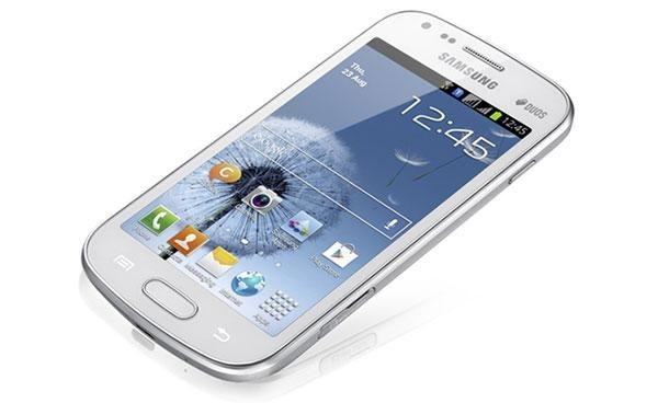 Samsung Galaxy Grand Duos (Foto: Divulgação)