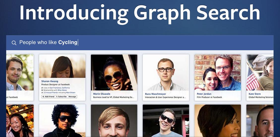 Nova busca social lançada pelo Facebook; Graph Search (Foto: Reprodução/Facebook)