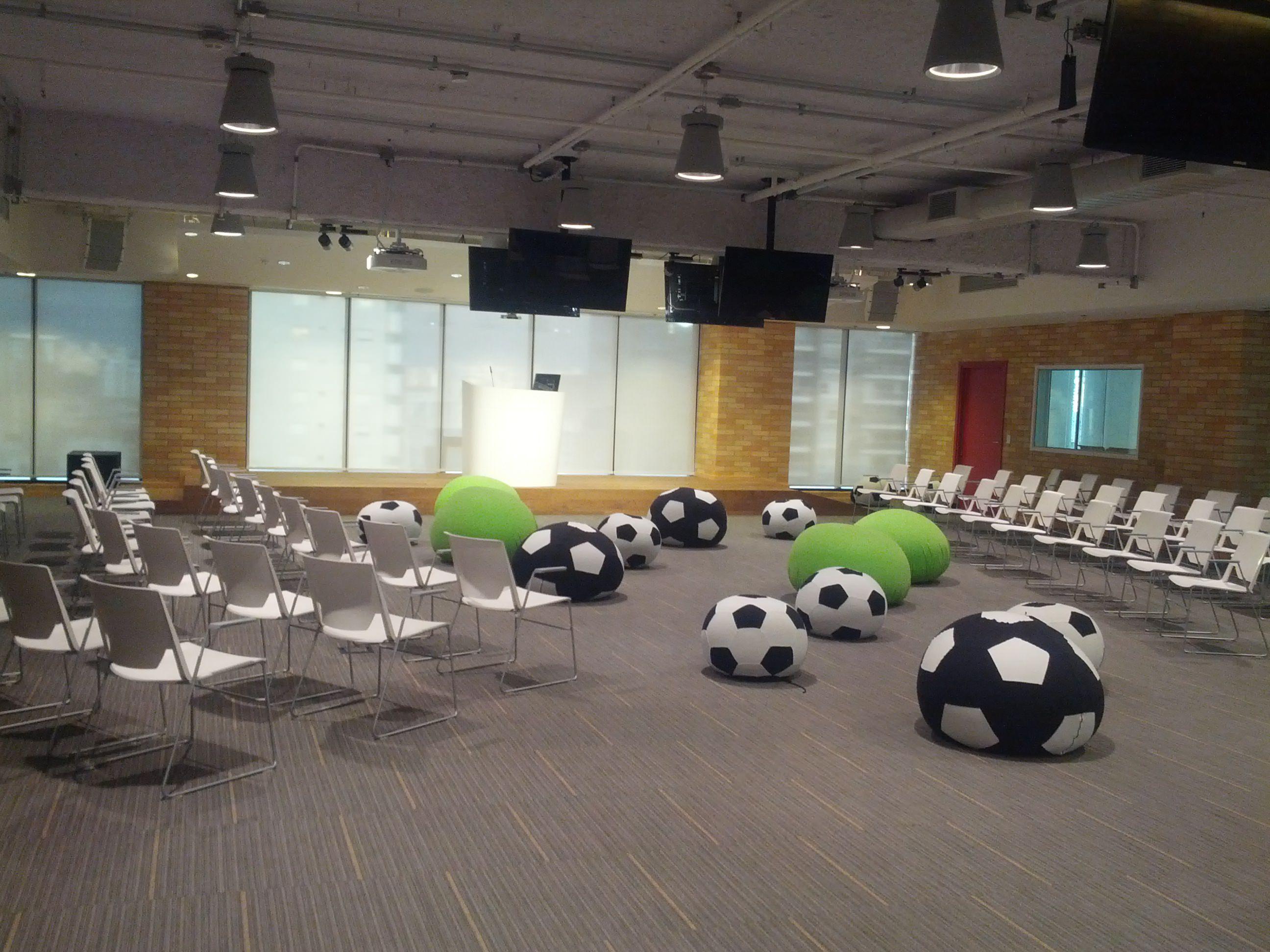 Nova sede do Google Brasil (Foto: Foto: Renê Fraga)