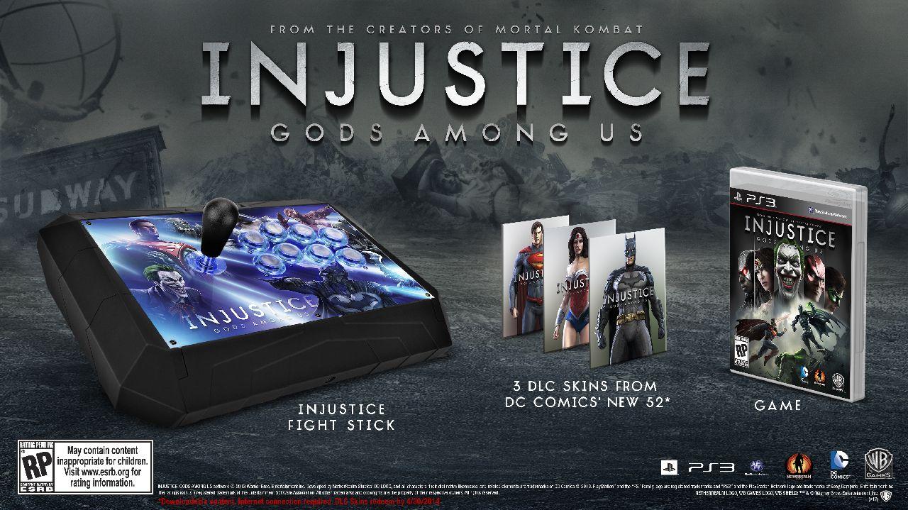 A Battle Edition de Injustice: Gods Among Us (Foto: Divulgação)