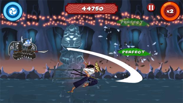 Samurai Beatdown é o jogo gratuito dessa semana no PlayStation Mobile (Foto: kotaku.com.au)