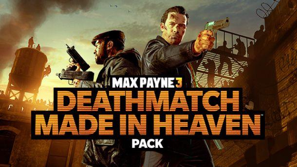 Deathmatch Made in Heaven é o DLC final para Max Payne 3 (Foto: Divulgação)