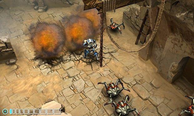 The Harvest é a mistura de RPG e Shooter com muita ação (Foto: Divulgação)