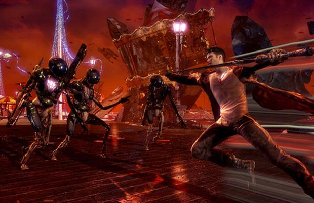 Versão PC de DmC: Devil May Cry deve ficar bem bonita (Foto: Divulgação) (Foto: Versão PC de DmC: Devil May Cry deve ficar bem bonita (Foto: Divulgação))
