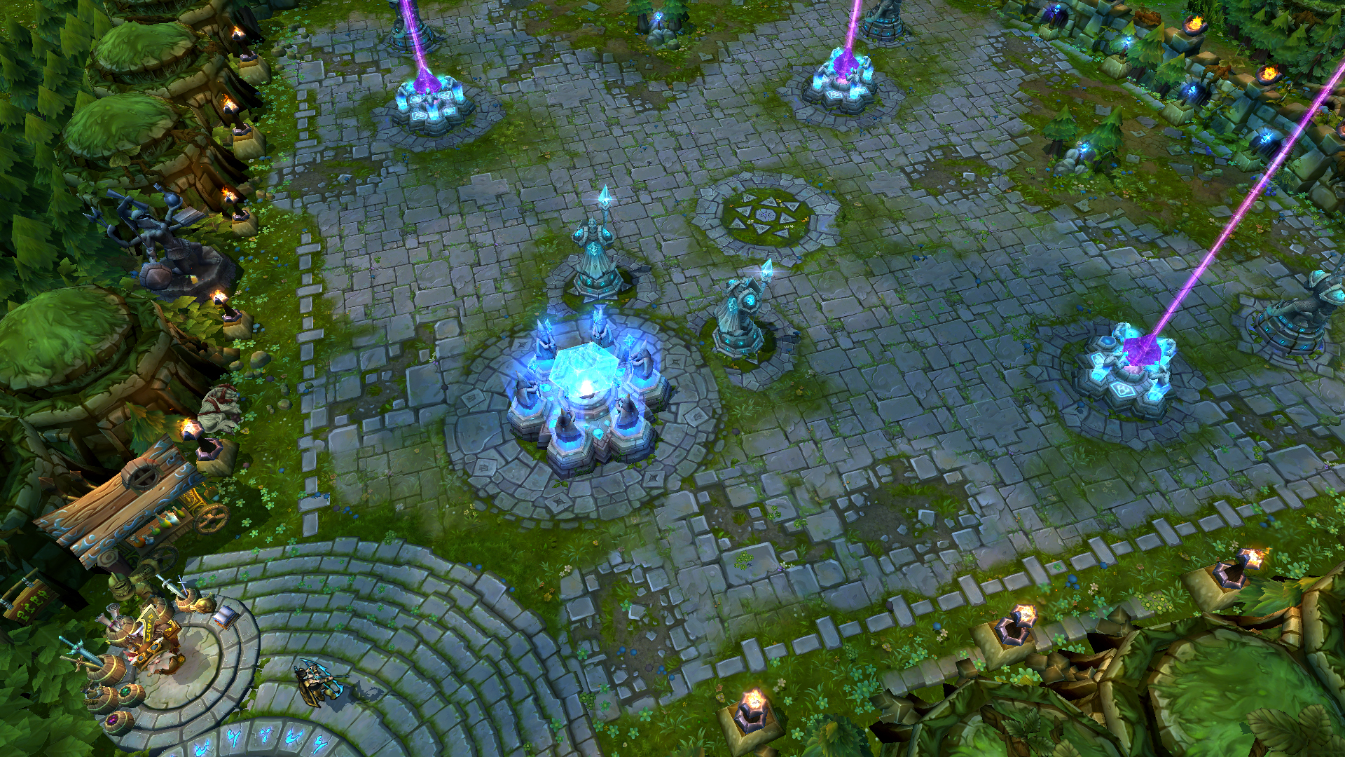 Summoner's Rift - League of Legends (Foto: Divulgação)