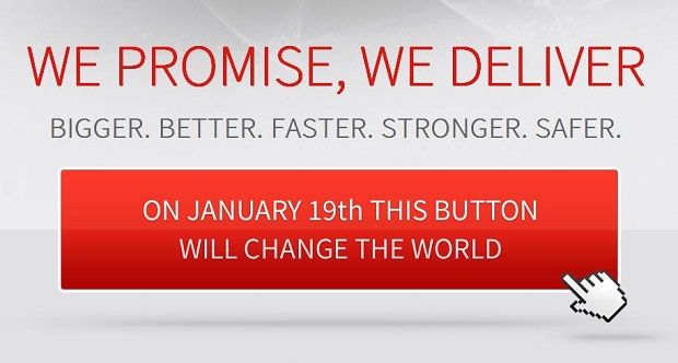 Novo Mega, site de Kim Dotcom, lança novo modelo de armazenamento grátis em nuvem (Foto: Reprodução / Mega)