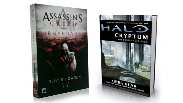 Assassin's Creed e Halo ganharam adaptações (Foto: Reprodução)