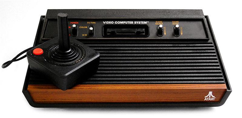 Com o Atari 2600, a empresa ajudou a criar a indústria dos games entre 1970 e 1980 (Divulgação)