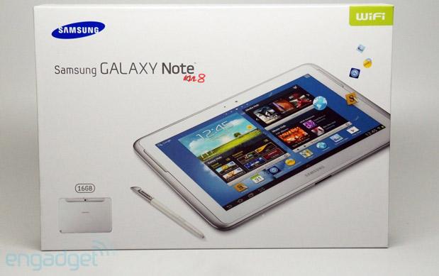 Galaxy Note será um smartphone maior do que um tablet? (Engadget)