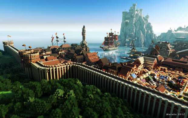 minecraft-construcao-kings-landing-pc-gamer