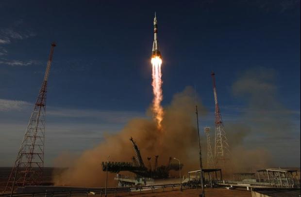 Soyuz tem data marcada para se aposentar (Foto: Reprodução)