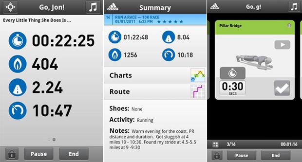 O Adidas miCoach promete melhorar seus treinos (Foto: Divulgação)
