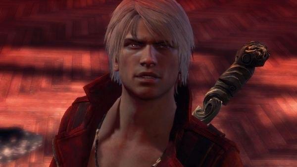 Estavam com saudades do Dante de cabelos brancos? Ele estará disponível em DmC (Reprodução|Capcom)