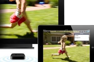 Graças à tecnologia de descobrimento de dispositivos, o AirPlay, da Apple, funciona perfeitamente (Foto: Reprodução/GIGAOM)