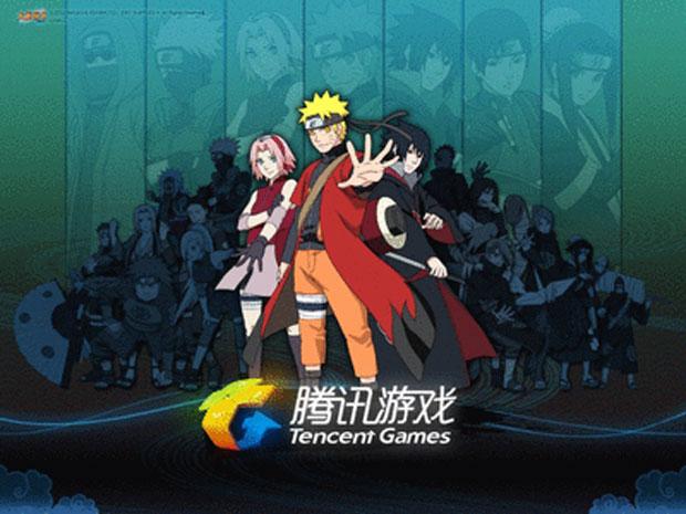 Naruto Online é inspirado pelo famoso anime (Foto: Divulgação)