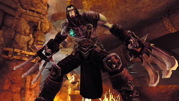 Darksiders é um dos jogos da THQ que não achou comprador (Foto: Divulgação)
