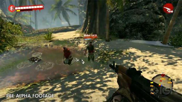 Terras inundadas de Dead Island: Riptide guardam muitos perigos (Foto: IGN)