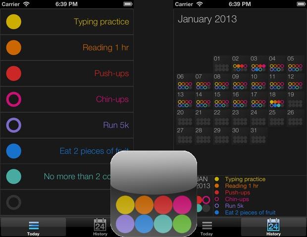 Gerenciamento simples de tarefas diárias é com o Daily Goals (Foto: Divulgação)