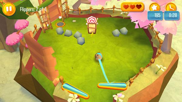 Momonga Pinball Adventures tem visual encantador (Foto: Divulgação)